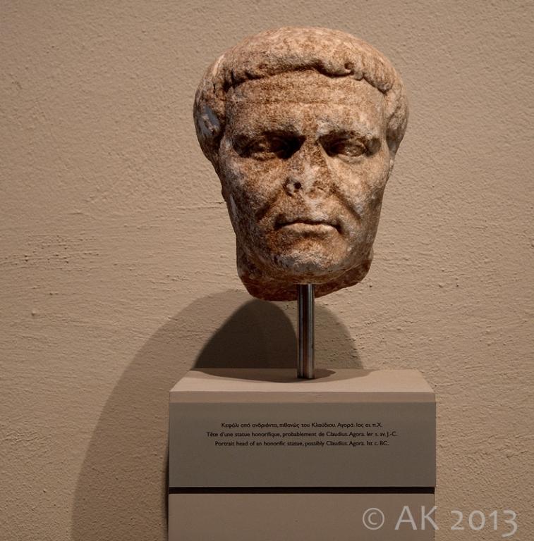 Thassos Limenas - Limin - Archäologisches Museum