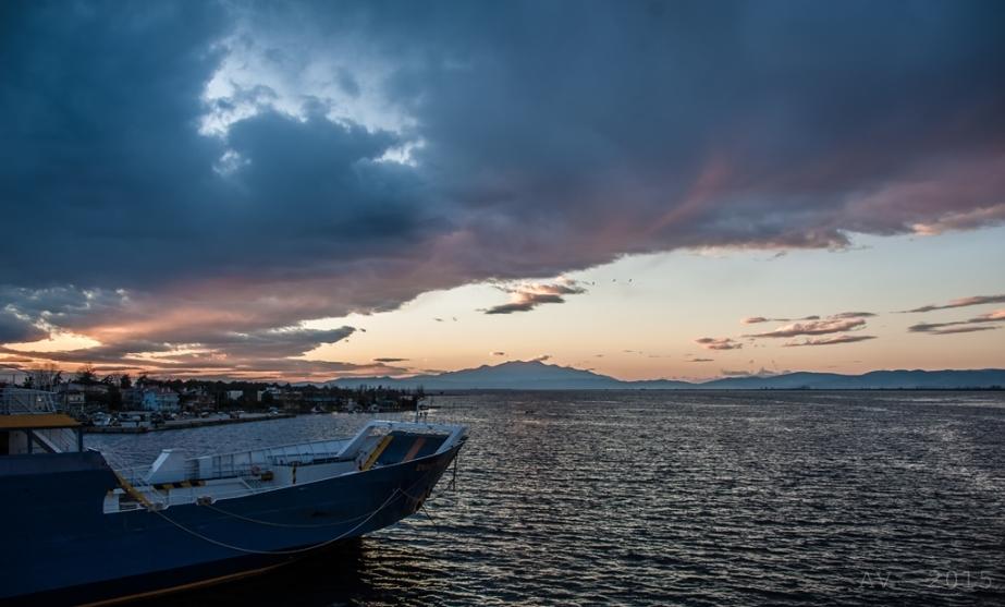 Thassos-Ferryboat Keramoti
