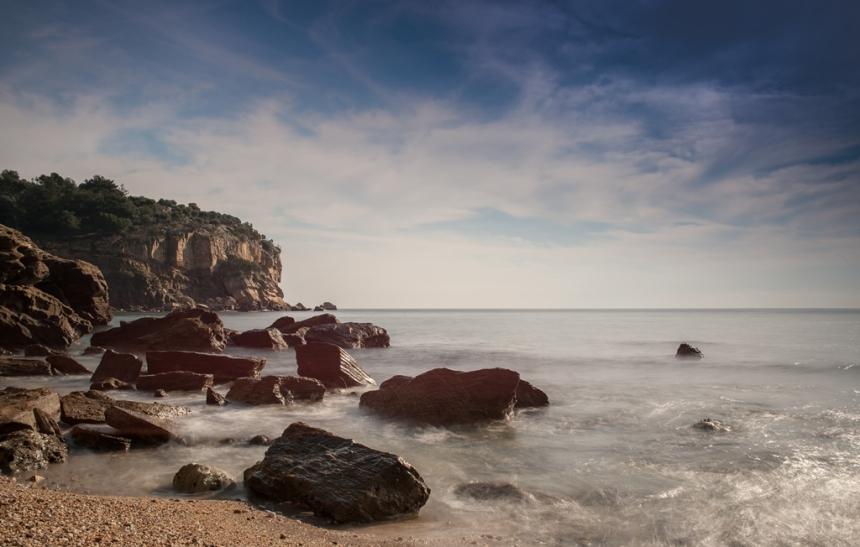 Thassos-Livadi Beach