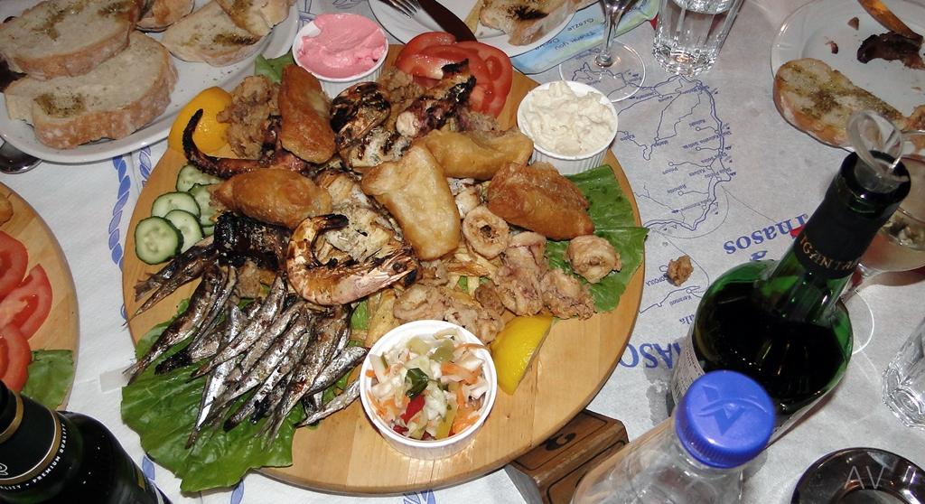 Fishermans Plate Seabreaze