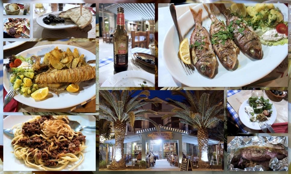 Thassos-Taverna Loukoulus Limenaria