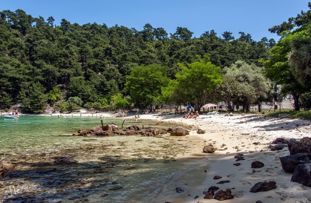 Vathi Beach 2 x
