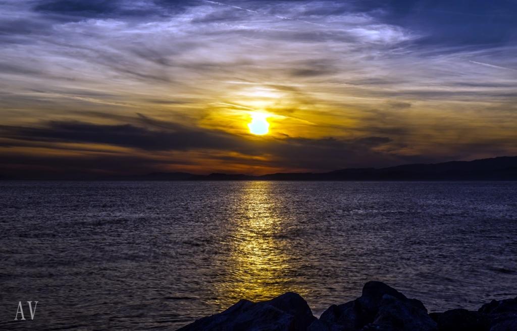 Skala Marion Sunset